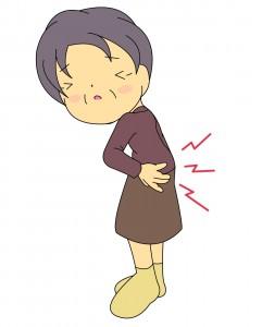 湿布も効かない腰痛